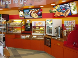 Glasses-Free 3D Digital Signage in Convenience Stores